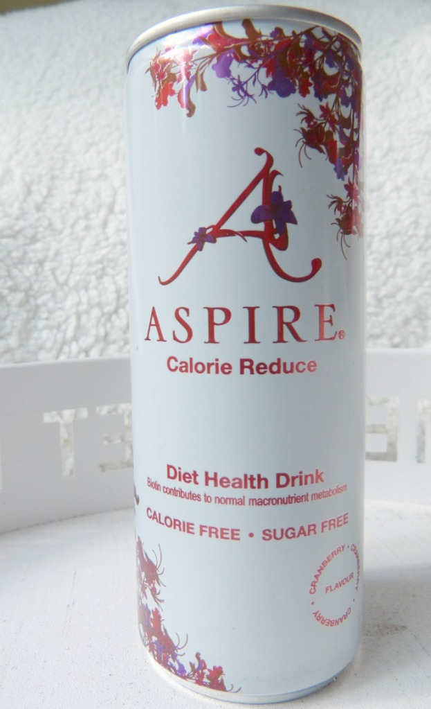 Calorie free & Sugar free drink Aspire