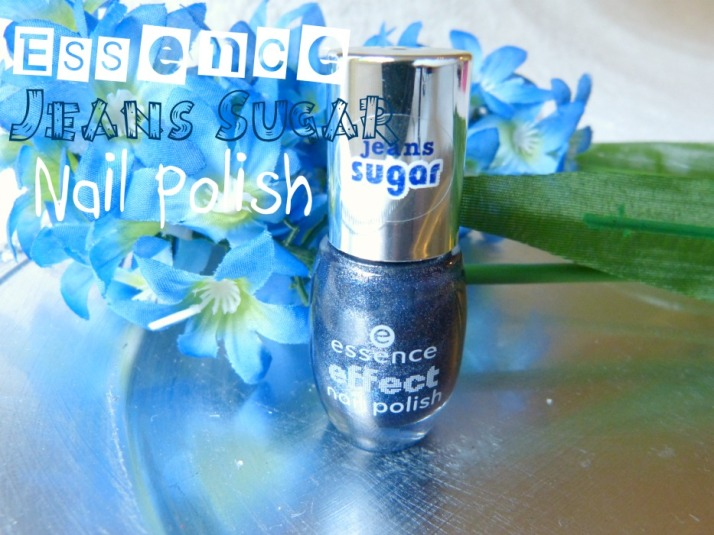 Essence Jeans sugar effect nail polish