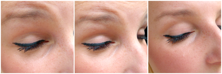 Liquid eyeliner vloeibara eyeliner Action Max & More