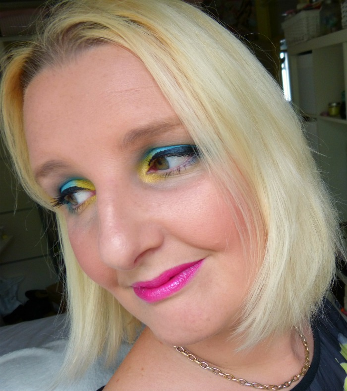 Look met Bh Cosmetics