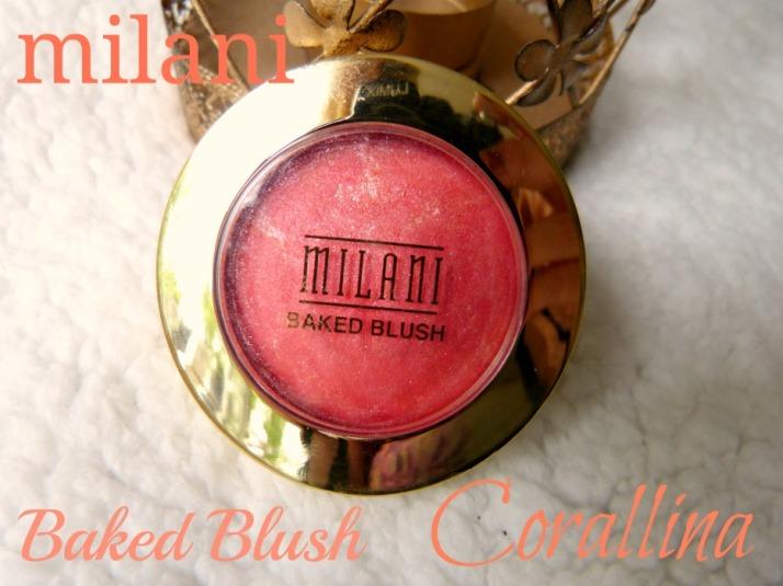 Milani Baked Blush Corallina