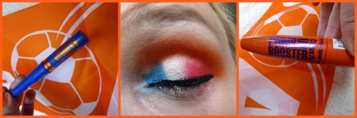 Miss sporty eyeliner en mascara