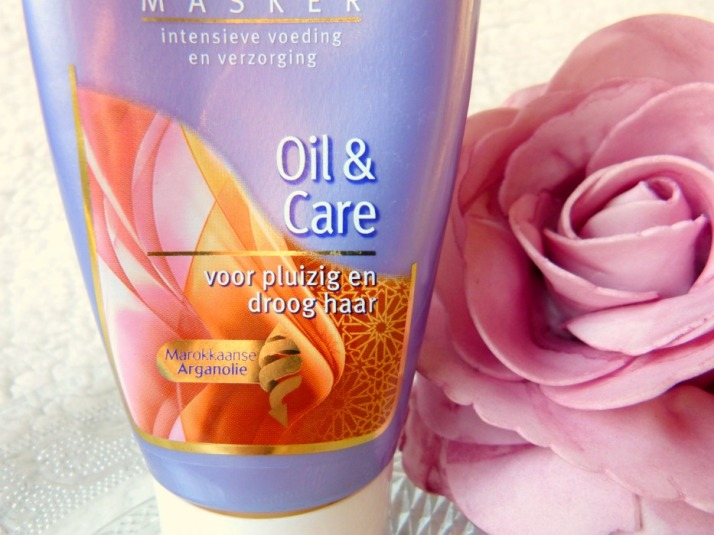 Oil&Care 1 minuut masker andrélon
