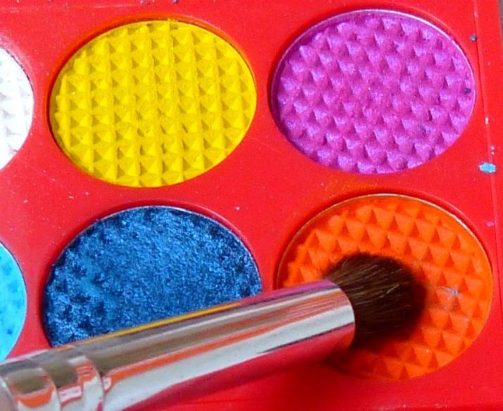 Sleek Circus palette oranje