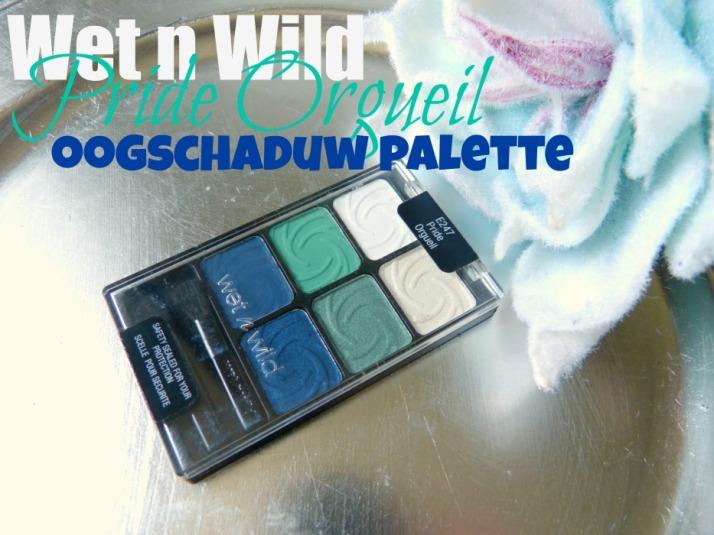 wet n wild pride orgueil palette