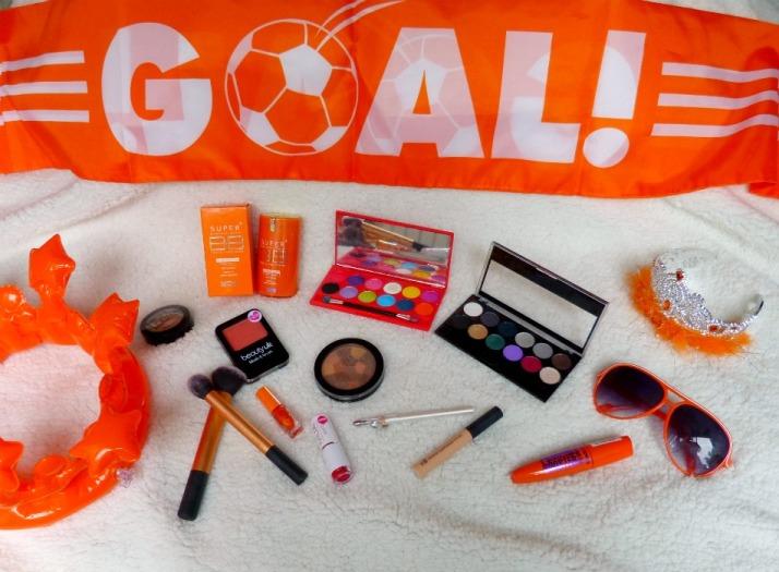 WK Make-up Artikelen