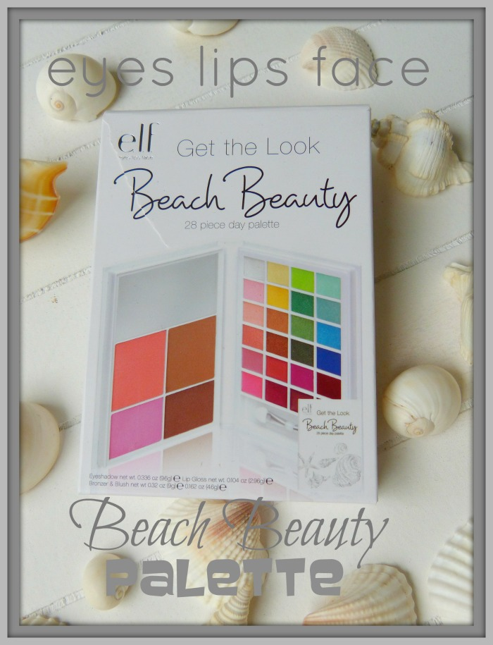 ELf beach beauty palette