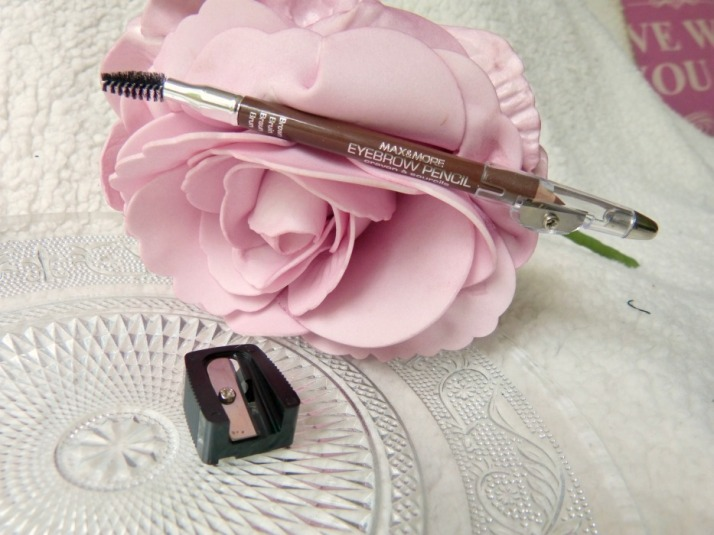 eyebrow pencil Action Budget