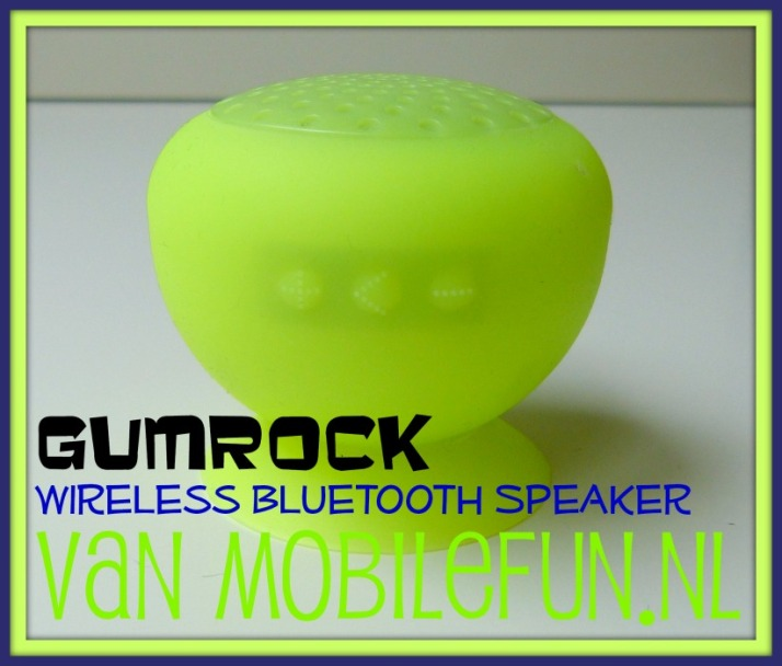 gumrock wireless bluetooth speaker