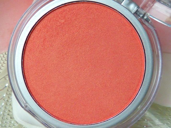 Max Makeup blush peach apricot peach 031