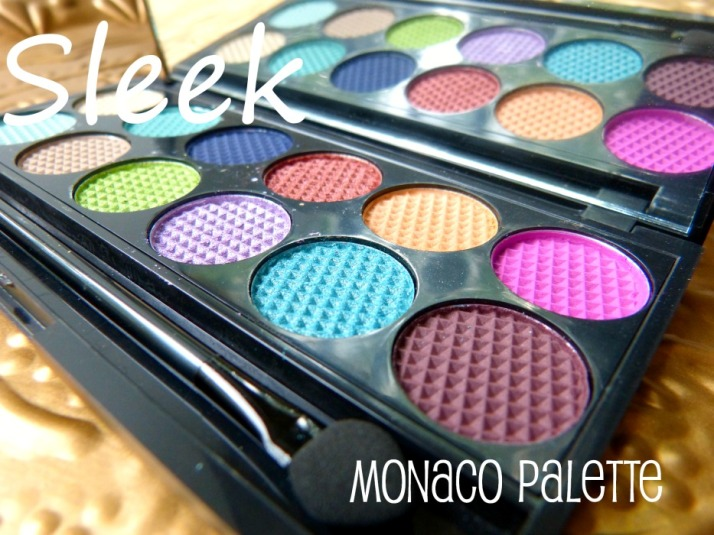 Monaco Palette Sleek