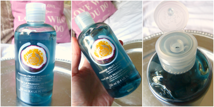 Passion Fruit Shower Gel The bodyshop