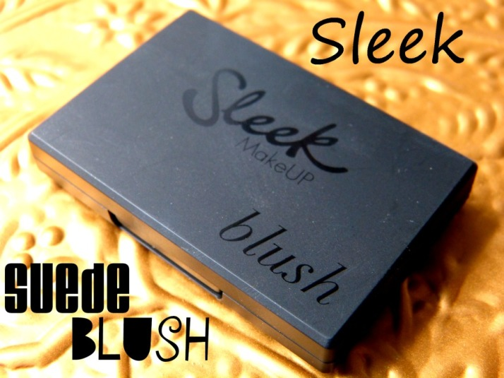 sleek suede blush