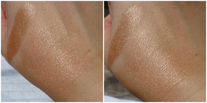 swatches highlighter MAC mineralize skinfinish global glow