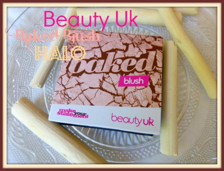 Beauty Uk Baked Blush Halo