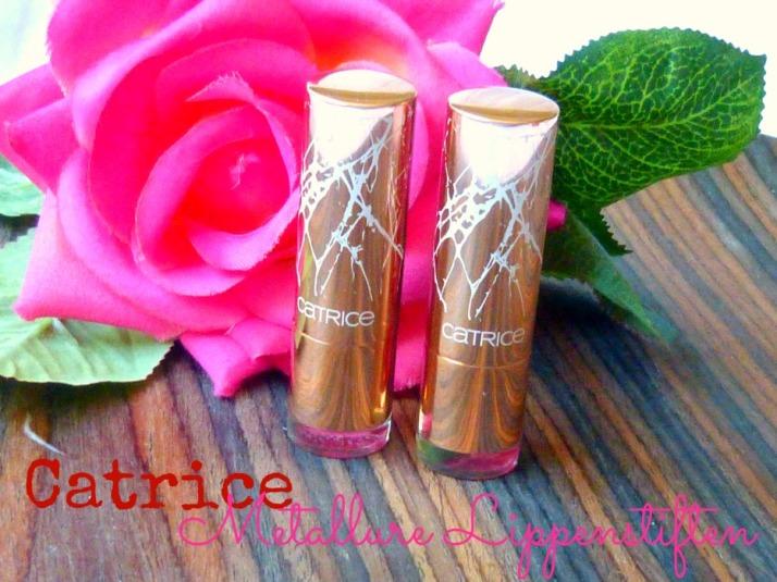 Catrice Metallure lippenstiften