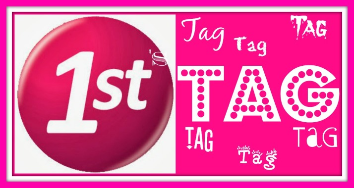 Firsts Tag 1sts tag