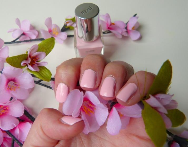 gel look volume gloss nail polish nagellak p2 dm duitsland