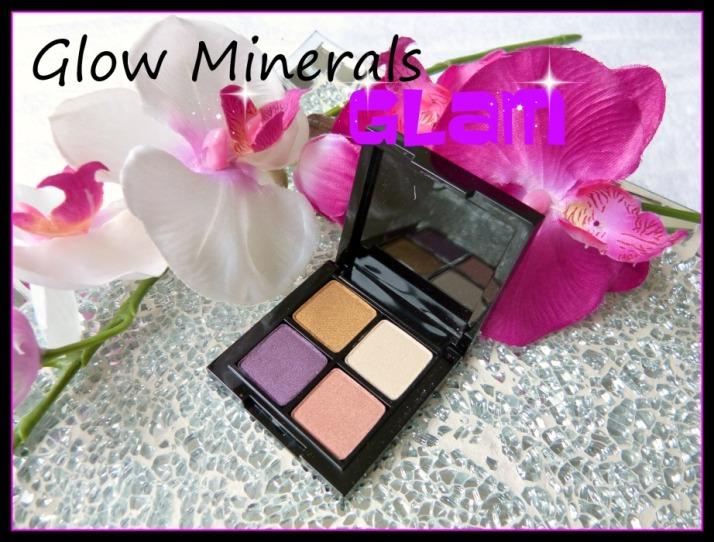 Glow minerals Glam Quatro