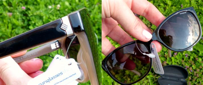 Polaroid zonnebril gepolariseerd glas, sunglassesshop.com