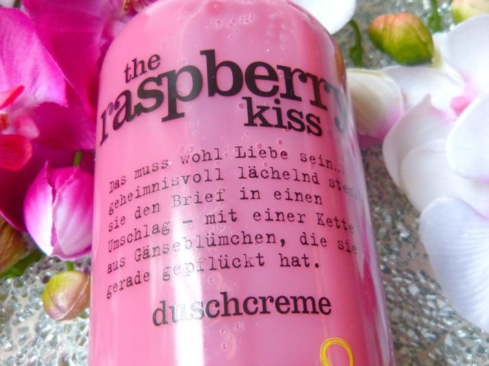 Raspberry kiss douchecrème Treaclemoon