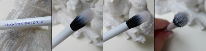 Real Techniques duo fiber eyebrush