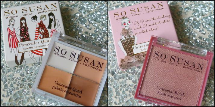 So Susan Concealer en blush