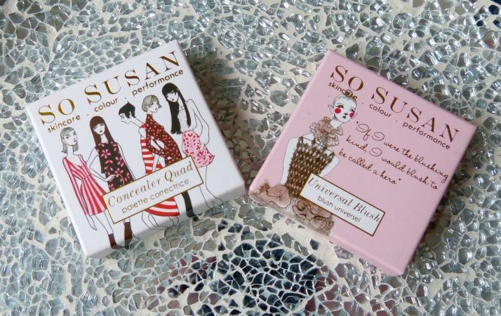 So Susan Skincare, colour, performance