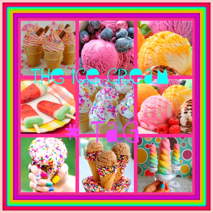 The Ice cream Tag