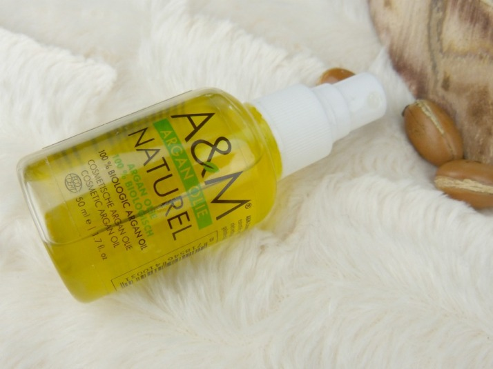 100 biologische cosmetische argan olie