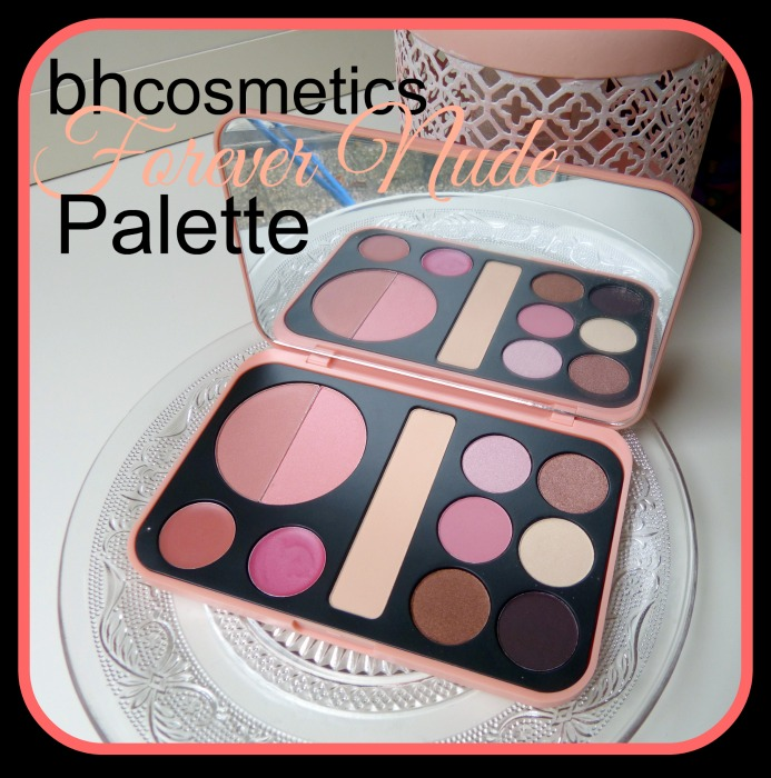Bhcosmetics Forever Nude palette