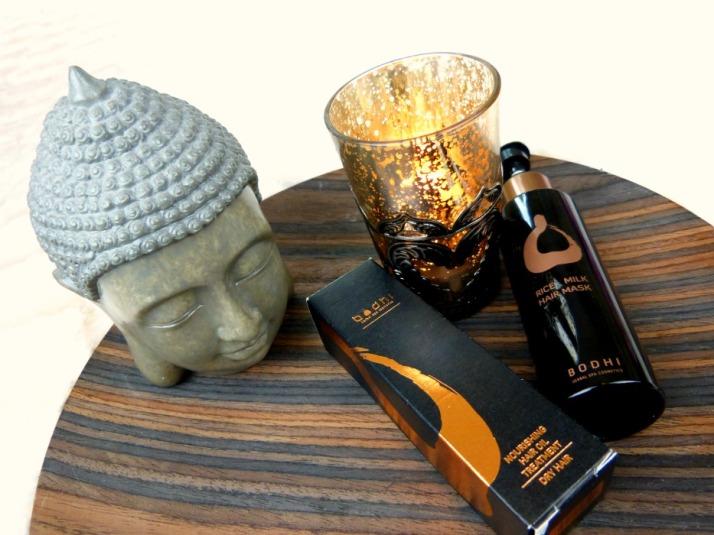 Bodhi cosmetics Haar producten