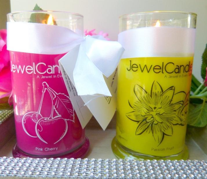 brandende kaarsen jewel candle