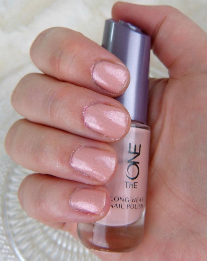Ice Pink Nagellak Oriflame