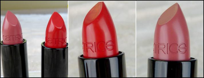 In a rosegarden en mattador lipsticks catrice