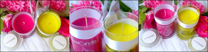 jewel candles...