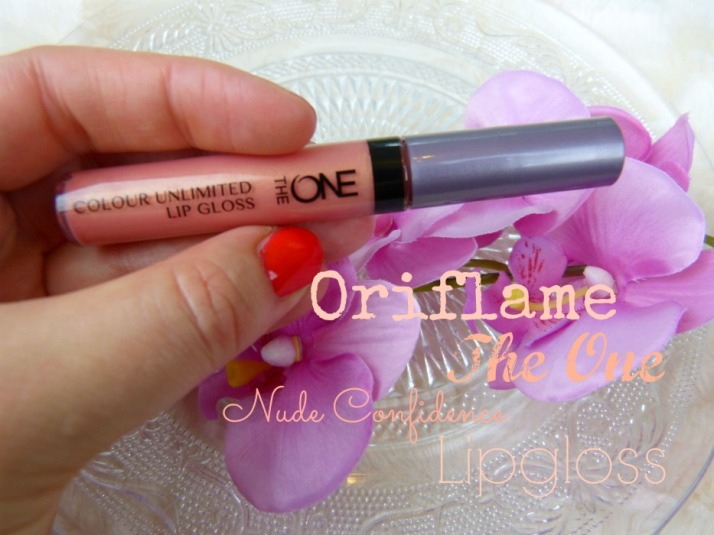 Lipgloss Oriflame The one Nude Confidence