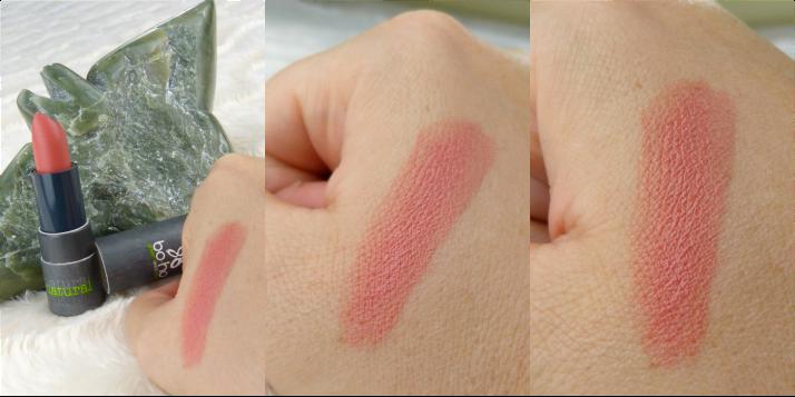 lipstick Bo.Ho Green revolution natural cosmetics
