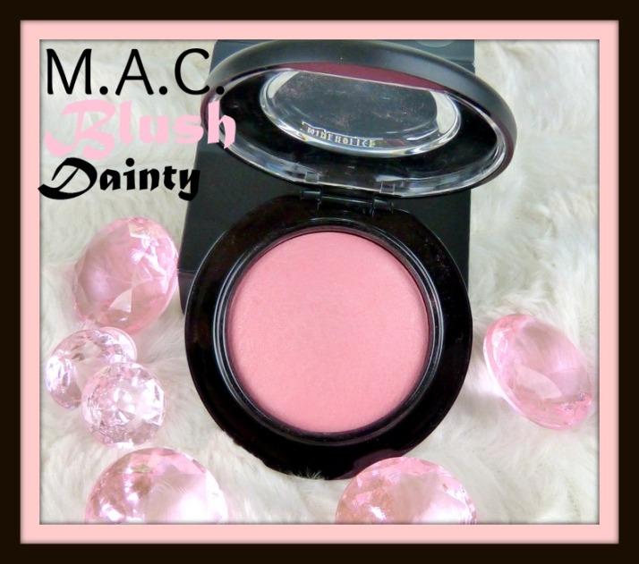 MAC Blush Dainty