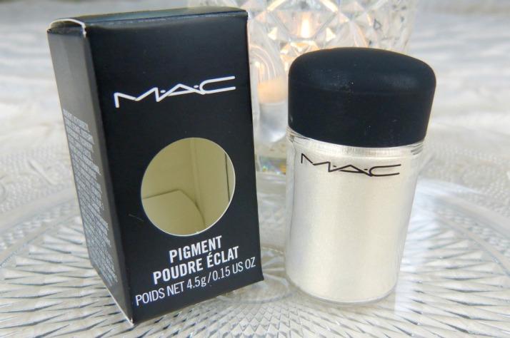 MAC Vanilla Pigment...