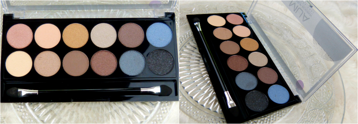 oogschaduw palette MUA Hall Of Fame Make-up Academy