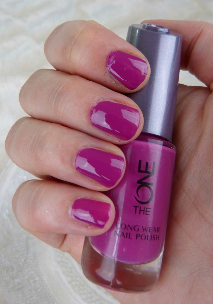 Orchid Oriflame nagellak