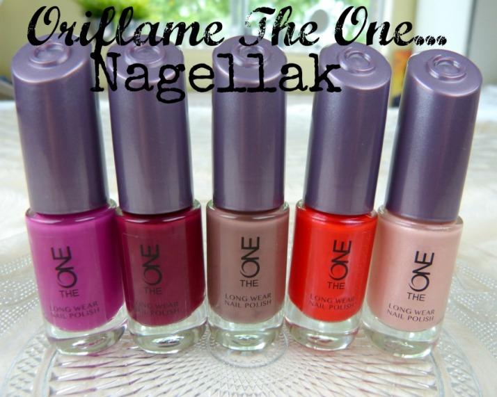 Oriflame the one nagellak