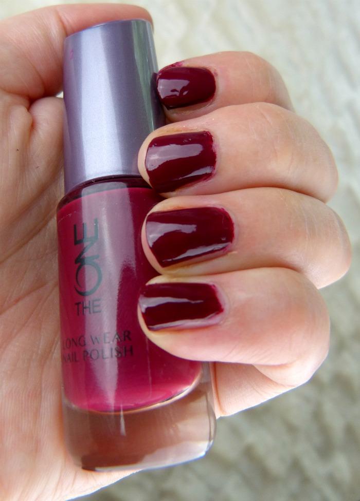 Ruby Rouge Oriflame nagellak