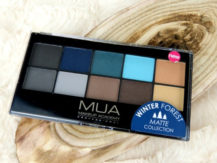 Winter Forest Matte Collection