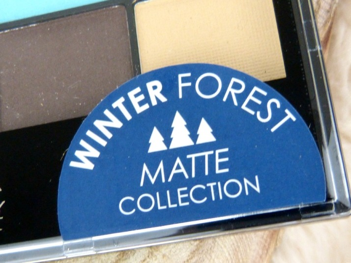 Winter forest MUA