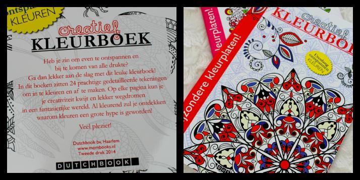 Action Creatief kleurboek voor volwassenen