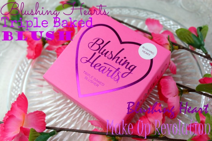 Blushing hearts makeup revolution...