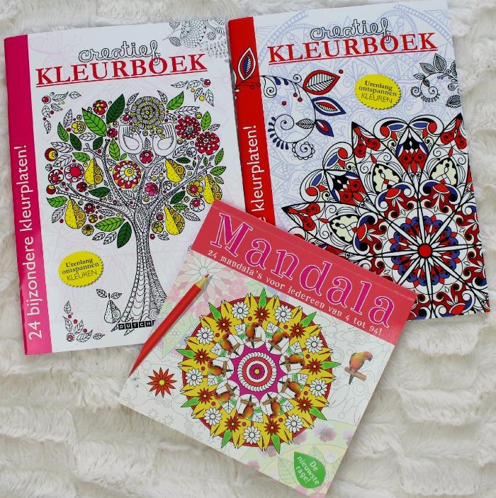 Creatief Kleurbook Action, Mandala Kleurboek Action