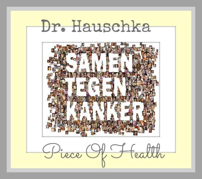 Dr Hauschka en piece of health samen tegen kanker